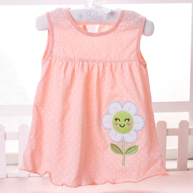 aliexpress letnia sukienka dla niemowląt
