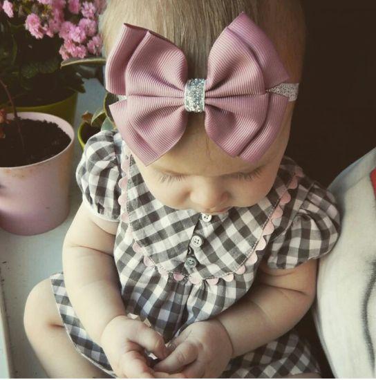 aliexpress opaska na głowę dla niemowlaka