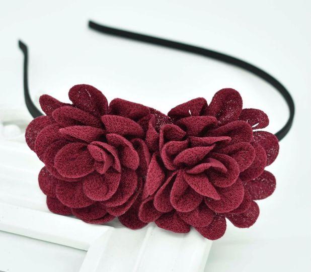 aliexpress opaska na głowę z kwiatami