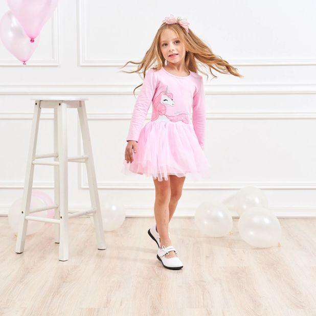 aliexpress sukienka z jednoroźcem