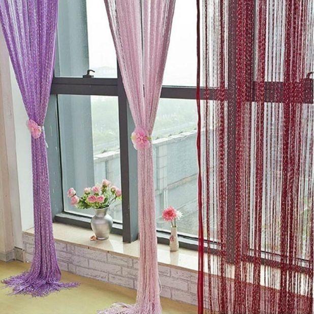 aliexpress stylowa firanka do okna