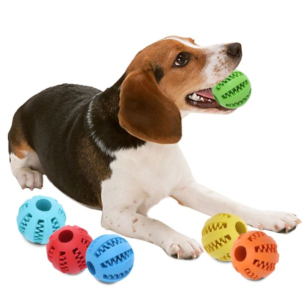 aliexpress gumowa piłeczka dla psa