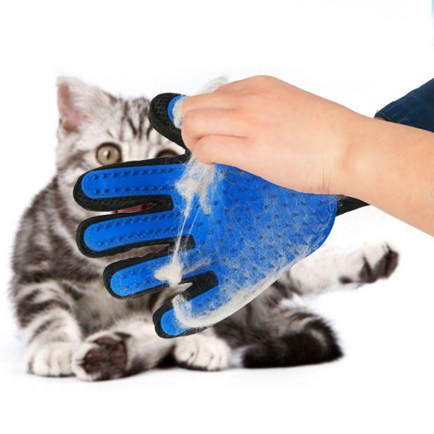 aliexpress rękawica do sierści