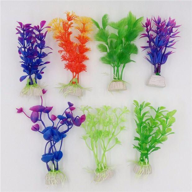 sztuczne rośliny akwariowe