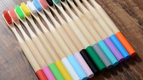 aliexpress ekologiczne szczoteczki bambusowe do zębów