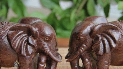 aliexpress słonik na szczęście