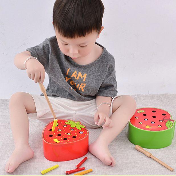 aliexpress zabawka drewniana dla dzieci